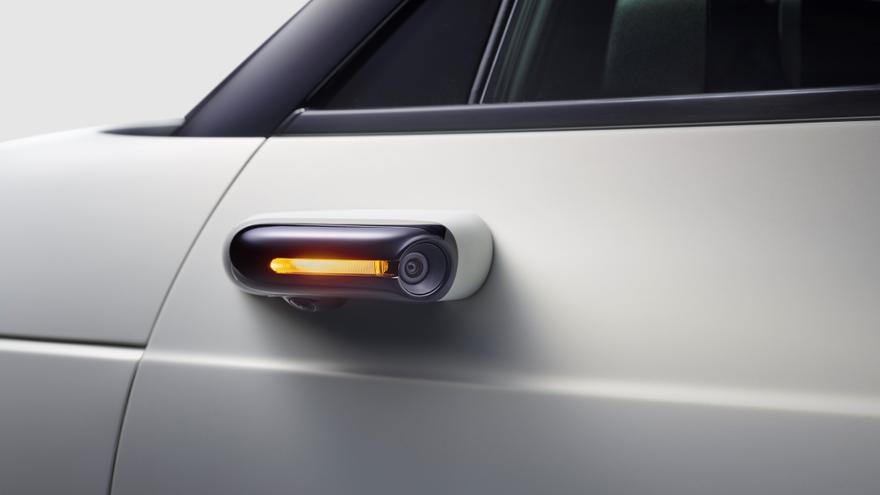 El Sistema de Retrovisores por Cámara de la gama de vehículos eléctricos de Honda ofrece diseño, seguridad y una mejor aerodinámica