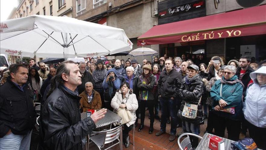 Se evita un desahucio en Logroño por un acuerdo que condona la deuda