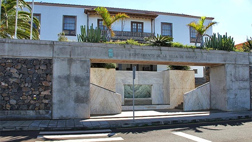 Ayuntamiento de la Villa de Garafía.