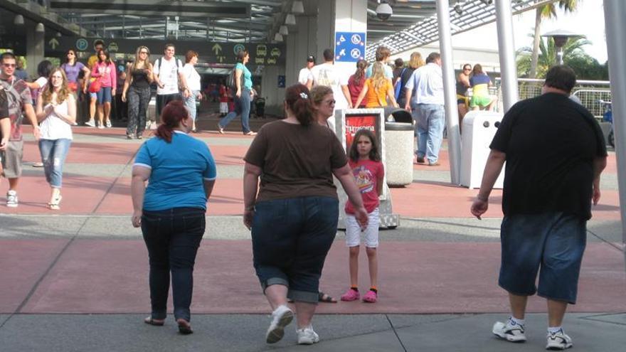"""Engordan 30 kilos para luego perderlos en la serie """"Entrenamiento extremo"""""""