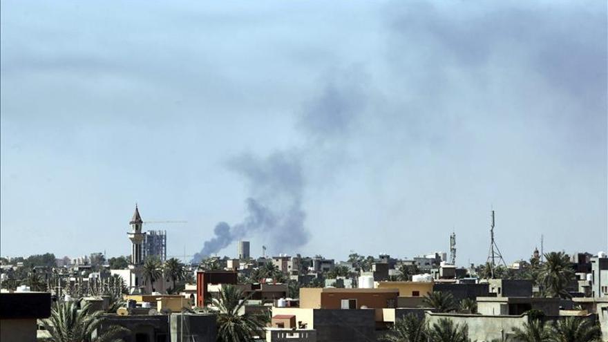 El Ejército libio prepara una operación militar para recuperar el centro de Bengasi