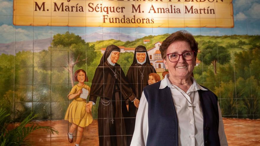 """La hermana Josefa y el padre Antonio, religiosos en un """"infierno poroso"""""""