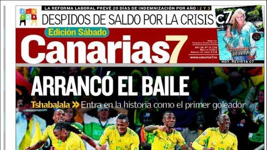 De las portadas del día (12/06/2010) #2