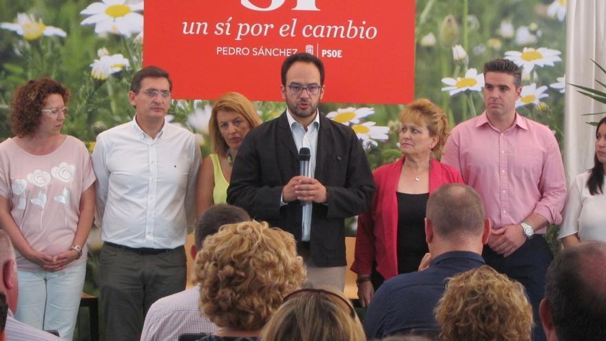 Hernando (PSOE), convencido de que Sánchez aspirará a la reelección como líder socialista siendo presidente del Gobierno