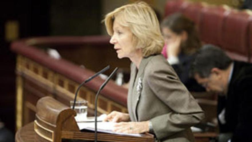 De la comparecencia de Perestelo (CC) en el Congreso #5