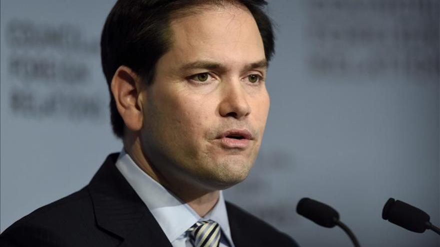 """The Washington Post critica el giro """"a la derecha"""" de Marco Rubio en inmigración"""