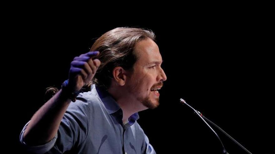 El CIS confirma la caída de Podemos frente a la subida de Ciudadanos