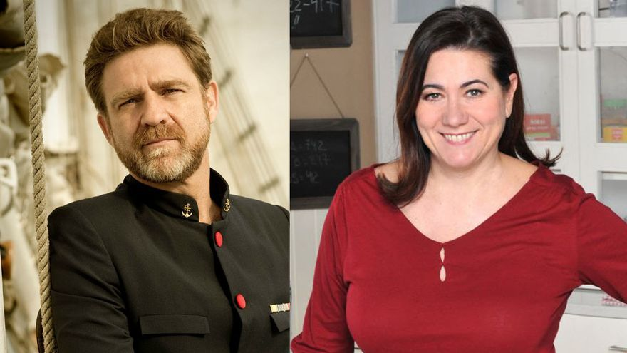 Luisa Martín y Juanjo Artero se unen al nuevo serial policíaco de TVE