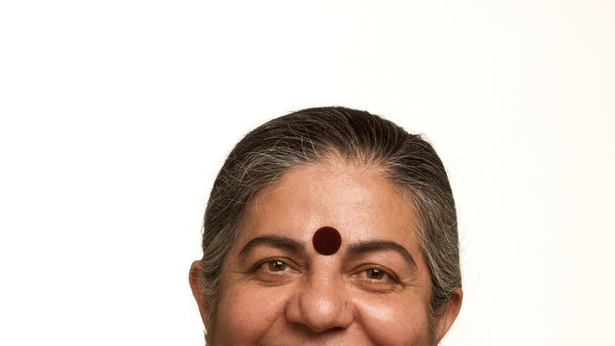 Vandana Shiva/ Imagen cedida