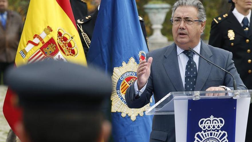 Zoido a Bildu: En las cárceles no hay ningún preso por ser independentista