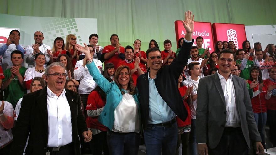 Sánchez vuelve este viernes a Andalucía para acompañar a Susana Díaz en el cierre de la campaña en Sevilla