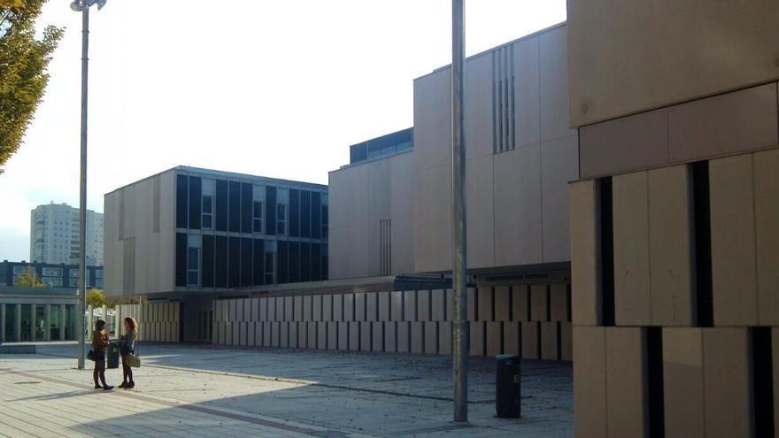 El complejo de los conservatorios de Navarra.