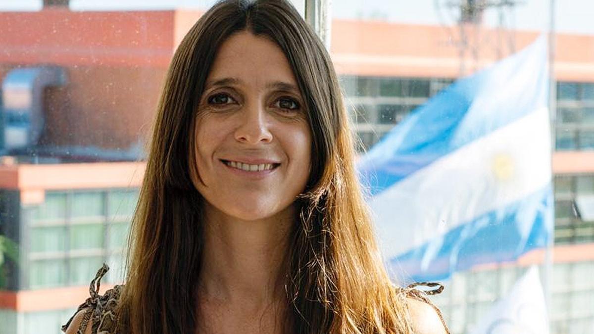 Inés Arrondo asumió como presidenta del Ente Nacional de Alto Rendimiento Deportivo.