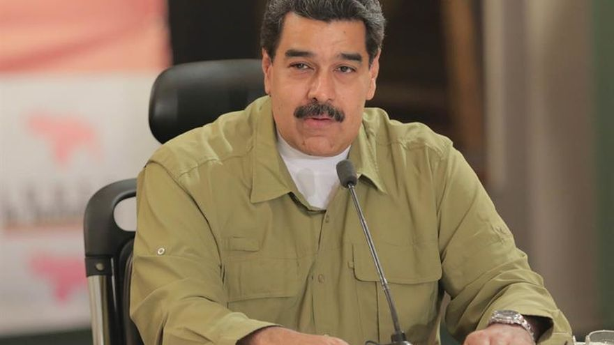 Maduro dice a Santos que la revolución bolivariana será su pesadilla 100 años