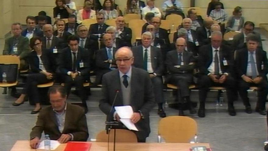 La Audiencia Nacional deja visto para sentencia el juicio por el caso Bankia