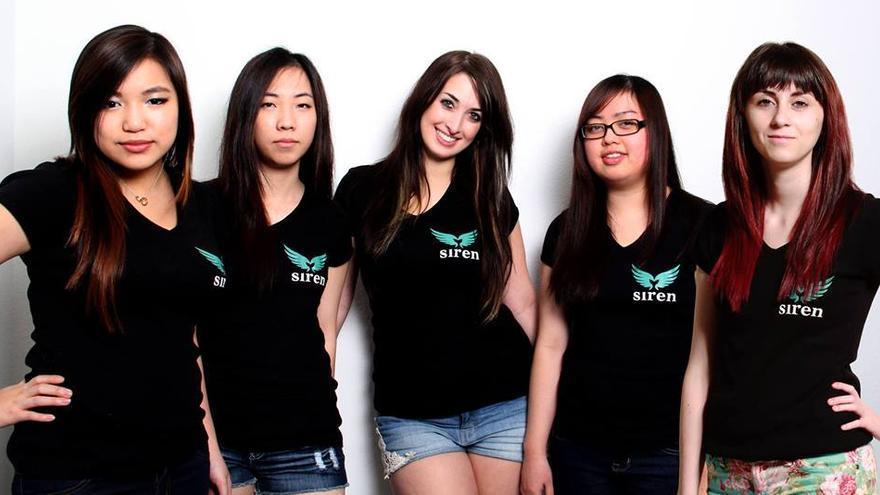 Team Siren LoL