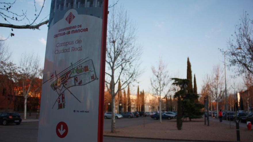 Campus de la Universidad en Ciudad Real