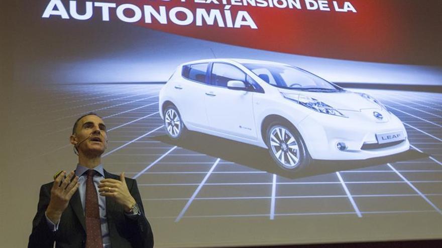 Nissan pide más esfuerzo a los gobiernos para avanzar en el vehículo eléctrico