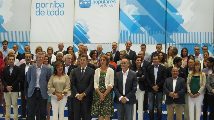 El Comité Electoral Nacional del PP aprueba las candidaturas a las elecciones gallegas