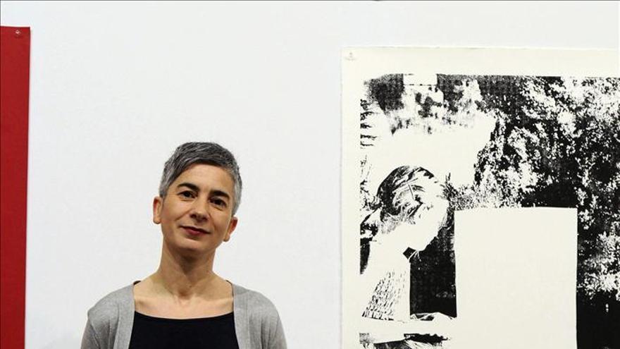 """Azucena Vieites crea un proyecto para el Programa """"Fisuras"""" del Reina Sofía"""