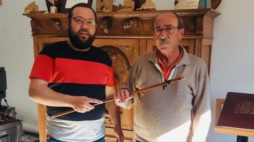 Fallece el alcalde de Beteta (Cuenca), Jesús Vicente Esteban