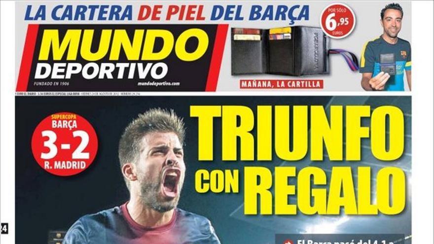 De las portadas del día (24/08/2012) #13