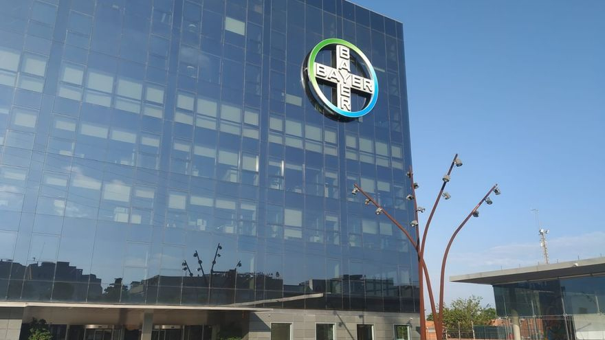Archivo - Centro de Bayer en Sant Joan Despí (Barcelona).