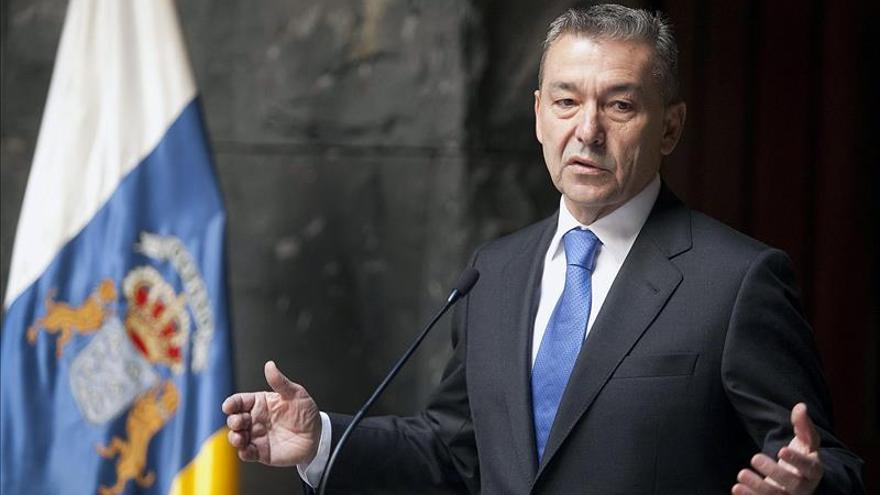 Rivero afirma que el fin de las prospecciones es un éxito para Canarias