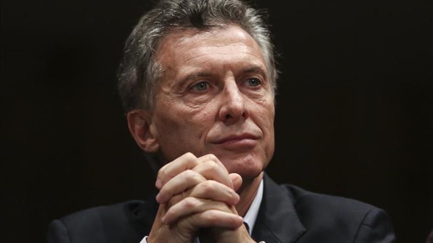 """Macri: """"Estamos ansiosos"""" por ver el estado de las cuentas"""
