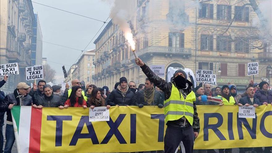 La Justicia ordena el bloqueo del servicio Uber-pop en Italia