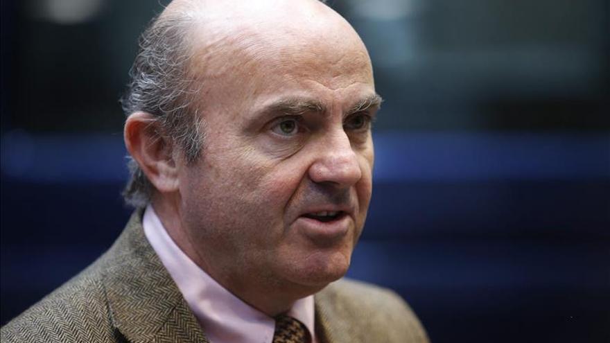 De Guindos advierte que en UE no existen atajos ni alternativas a las reglas