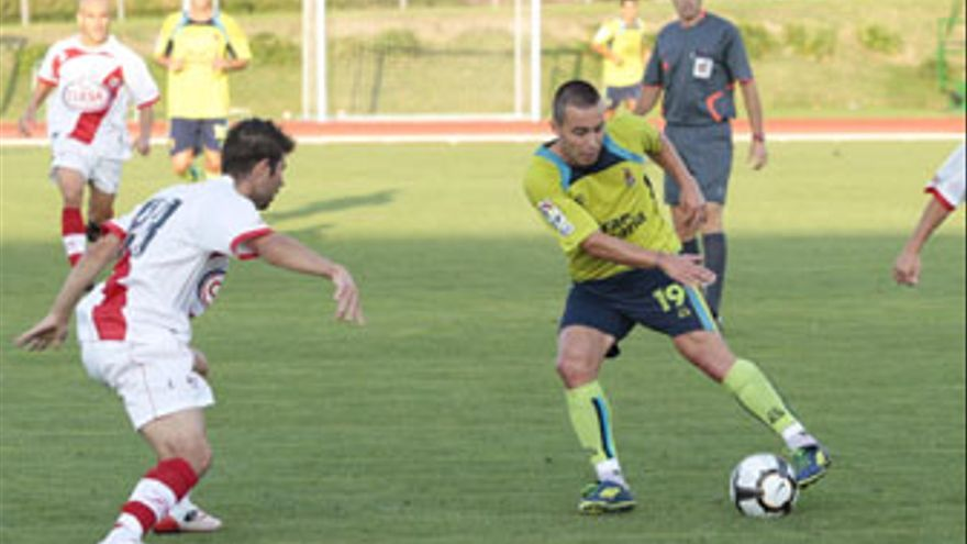Pedro Vega podría ser titular ante el Castellón. (ACFI PRESS)