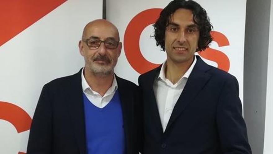 Félix Álvarez y Javier Fernández Soberón