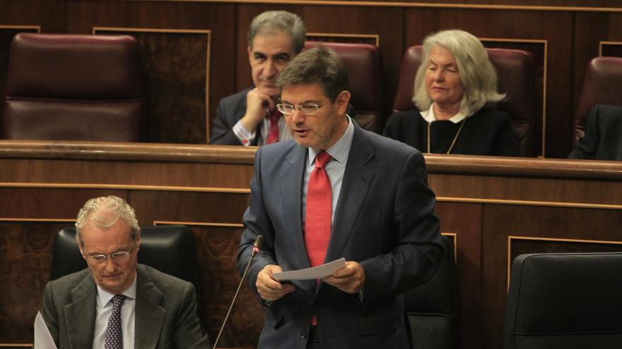 Catalá dice que Interpol no detuvo a los exministros franquistas porque apreció motivaciones políticas en la juez