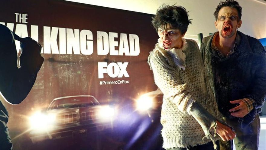 """The Walking Dead"" estrena su octava temporada este domingo"