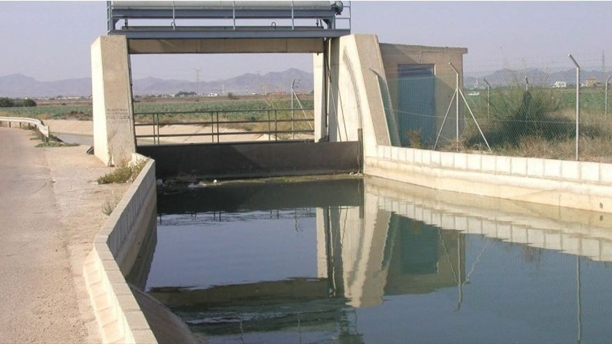 Canal del Trasvase