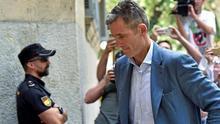 Iñaki Urdangarin ingresa en la prisión de Brieva en Ávila