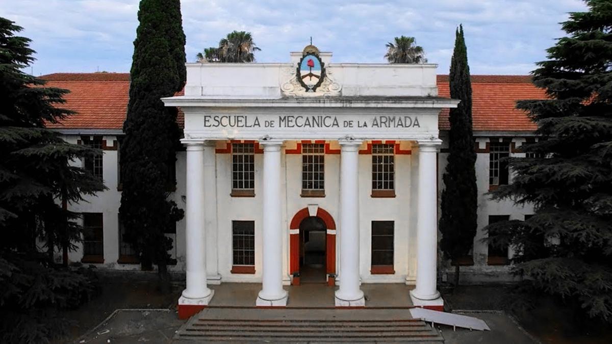 Candidatean al Museo Sitio de Memoria ESMA para la Lista de Patrimonio Mundial de Unesco.