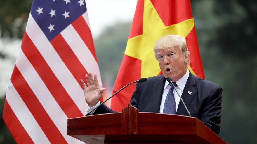 Trump participará este viernes en la cumbre del foro APEC