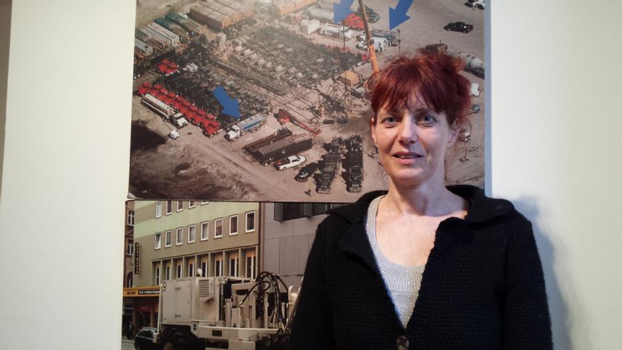 Cosima Dannoritzer, realizadora y guionista del documental ´La tragedia electrónica'.