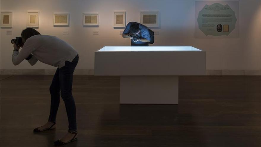 Una exposición recrea el carácter polifacético de Zenobia Camprubí
