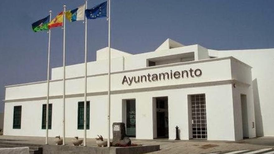 Ayuntamiento de Tías, en Lanzarote