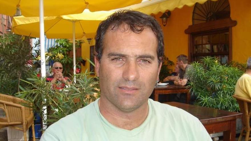 Juan Carlos Ruiz 'Coka', el hasta ahora entrenador de la UD Gran Tarajal.