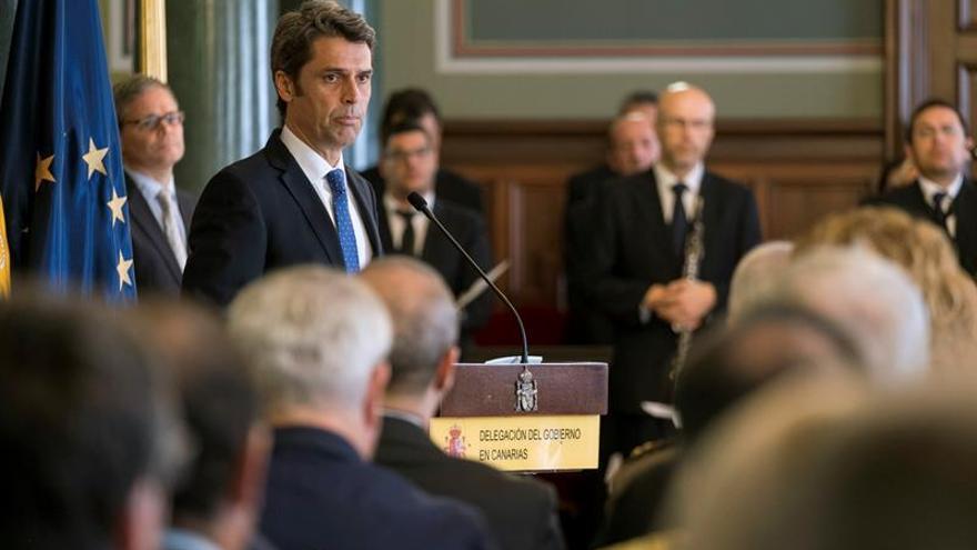 El delegado del Gobierno en Canarias denuncia una purga en el PP en las islas