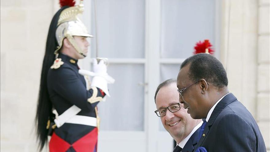 Francia pide unidad en la lucha contra Boko Haram