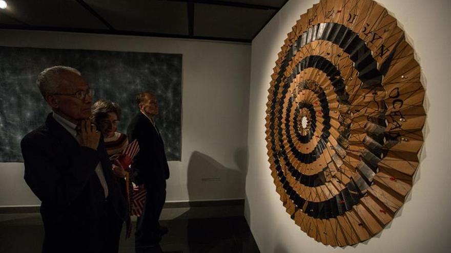 El fin del milenio plasmado en obras latinoamericanas en la Galería CAF