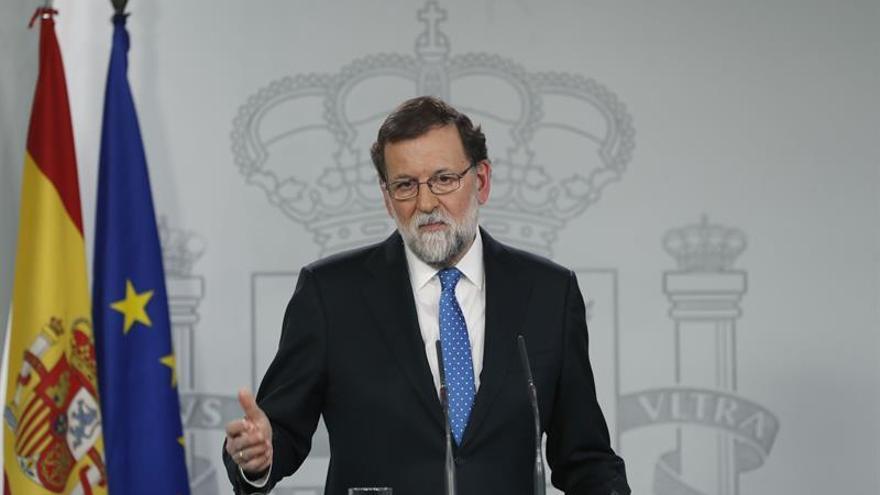 Rajoy no apurará plazos y constituirá el nuevo Parlament antes del 20 enero