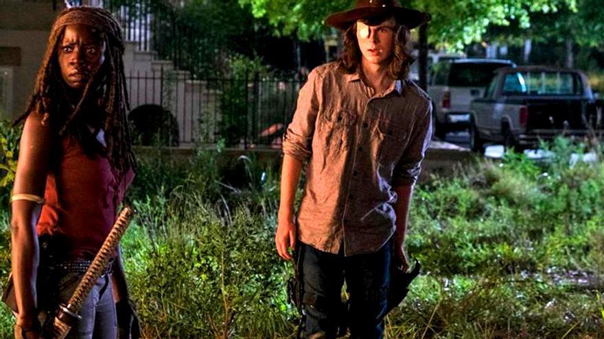 The Walking Dead cerró su midseason con remontada y una futura muerte