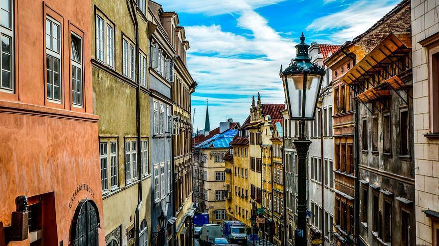 La ciudad de Praga. Pixabay.