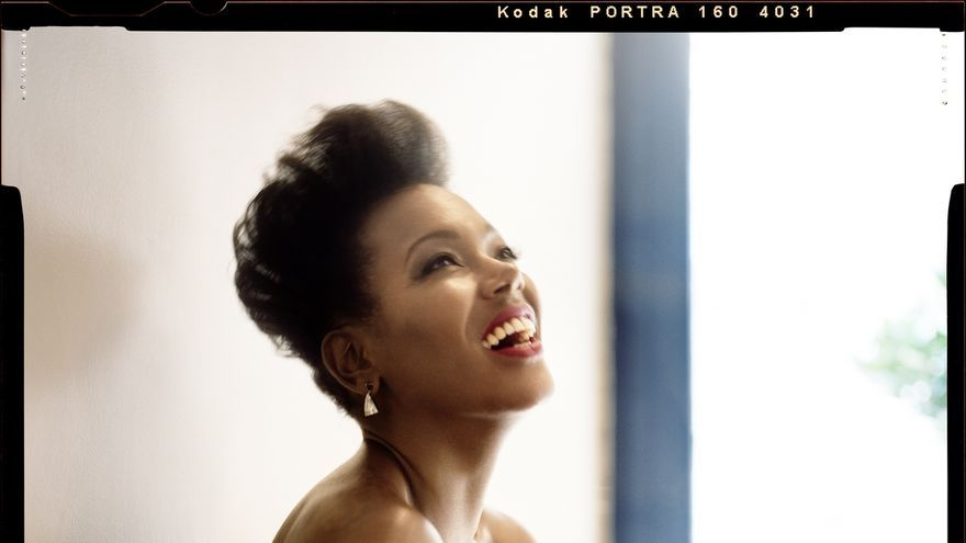 La octava temporada del ciclo '365 Jazz Bilbao' cierra de la mano de China Moses y la BOS